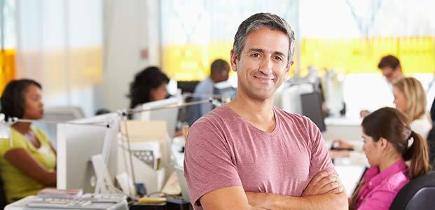 Colaboradores felizes ajudam as empresas a prosperar