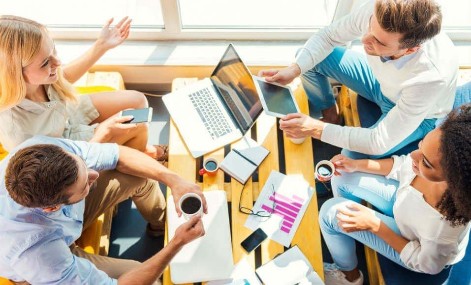 inovar faz bem dentro da empresa