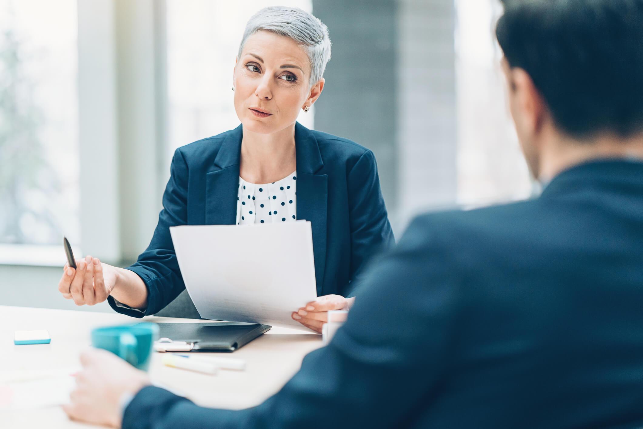 perguntas profissionais na entrevista de emprego