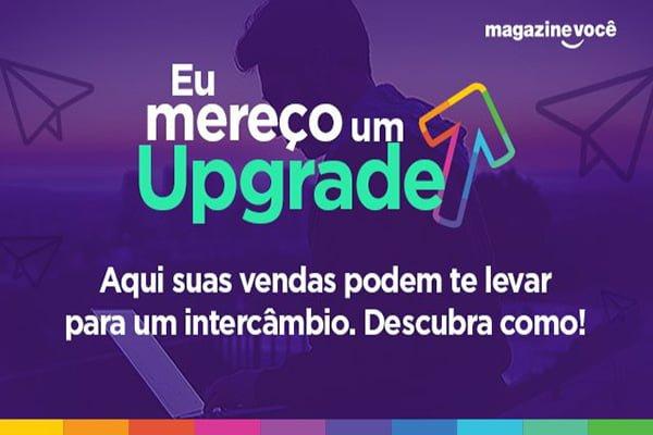 Exemplo de campanha de incentivo da Magazine Luíza.