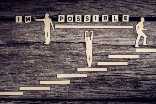 Criar metas impossíveis
