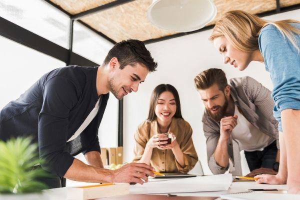 Crie um Ambiente de Trabalho Sadio e Feliz