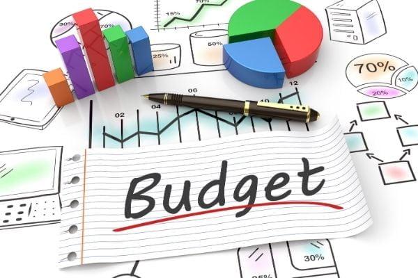 budget de marketing?