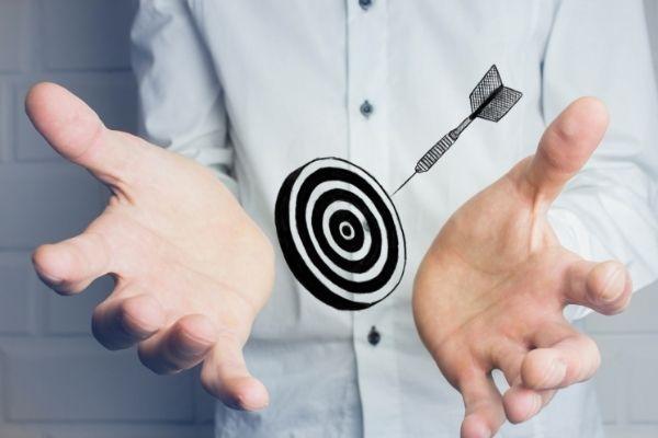 Defina os objetivos para sua campanha