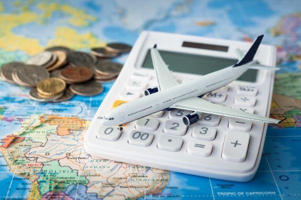 Simplificação de custos com viagens, com cartão corporativo
