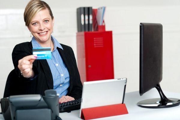 O que é cartão corporativo?